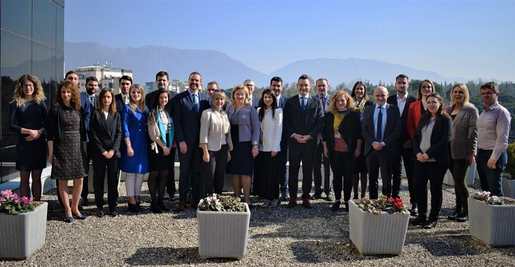 RYCO GIZ MEFA 9 – Regional Youth Cooperation Office