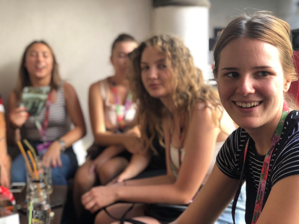 In Youth Eyes: RYCO Brings Youth to Sarajevo Film Festival ...